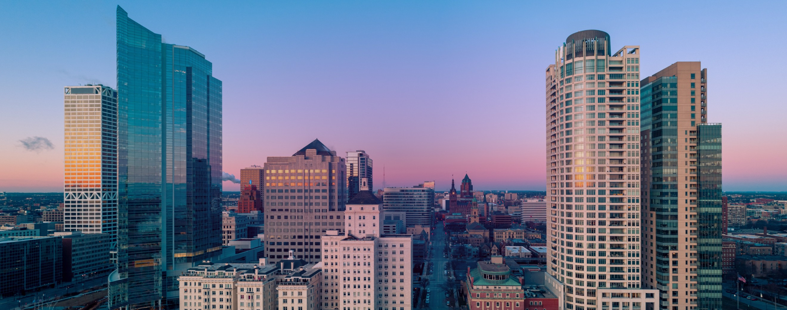 View of Milwaukee