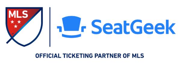 SeatGeek. Official ticketing partner of MLS