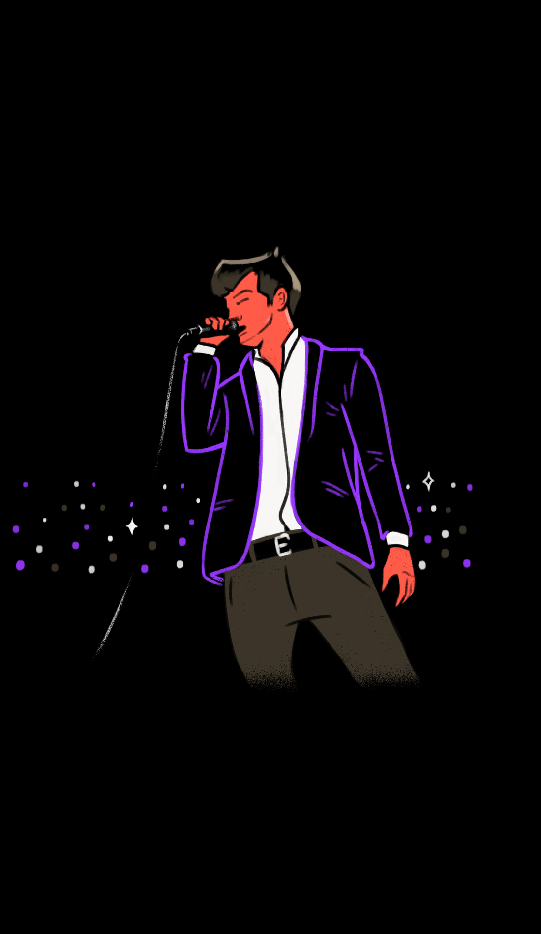 A 1964 The Tribute live event