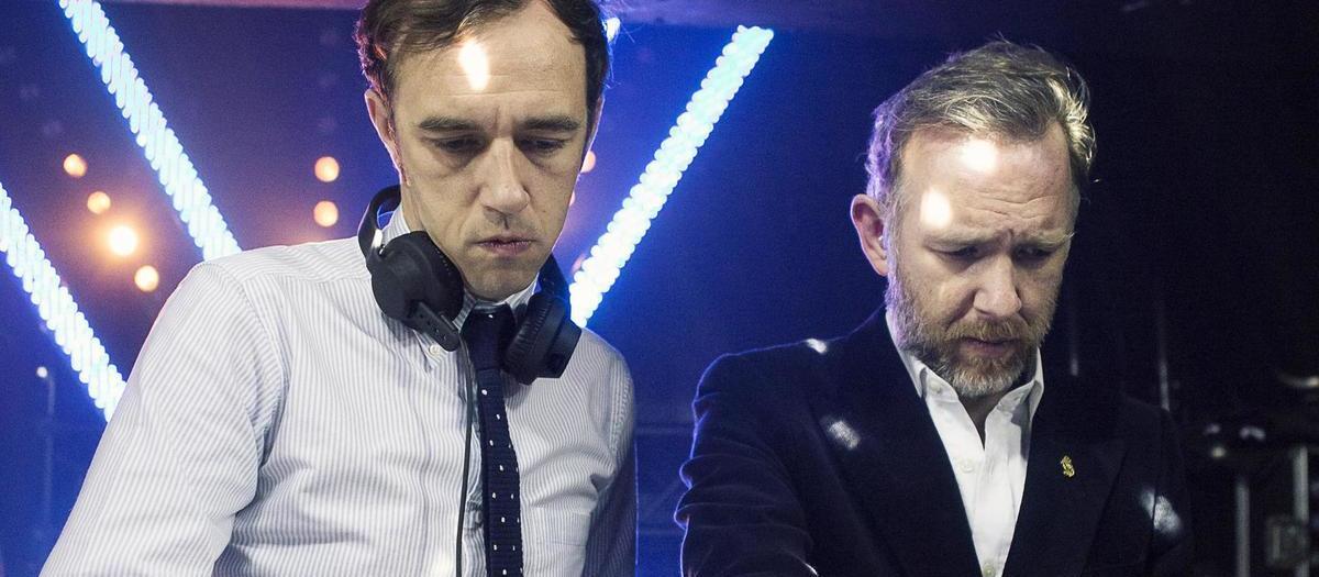 2 Many DJ's Tickets