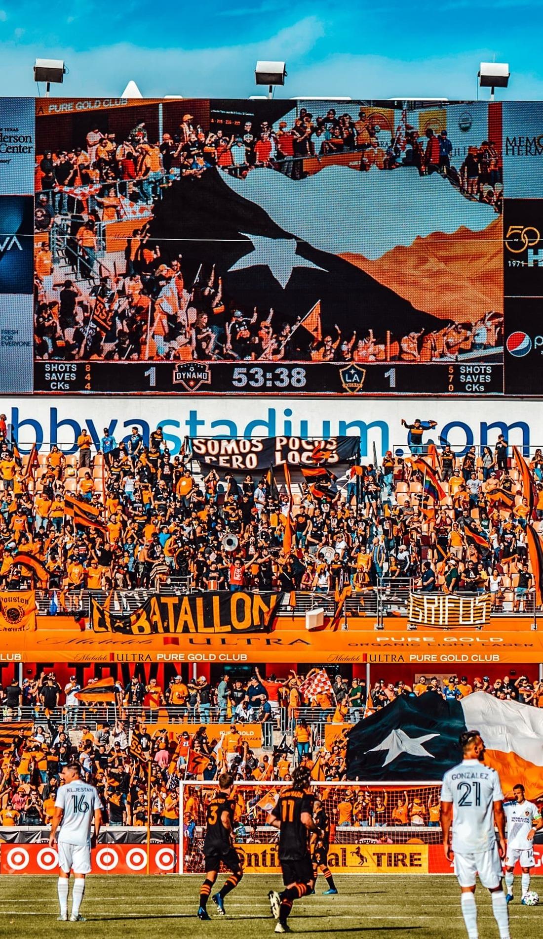 A 2022 Dynamo HustleTown Season Deposit live event