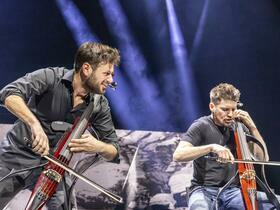 Advertisement - Tickets To 2Cellos