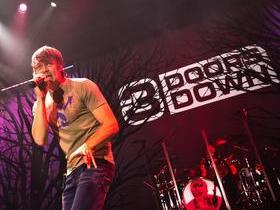 3 Doors Down with Seether