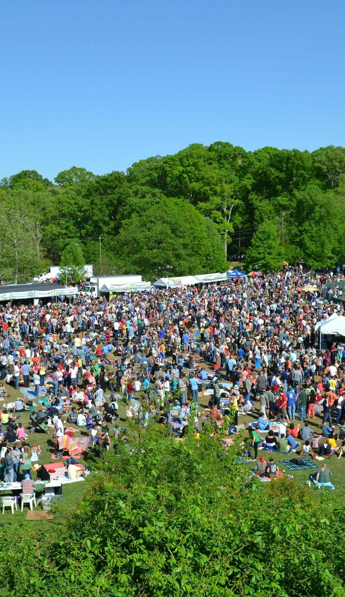 A 420 Fest live event
