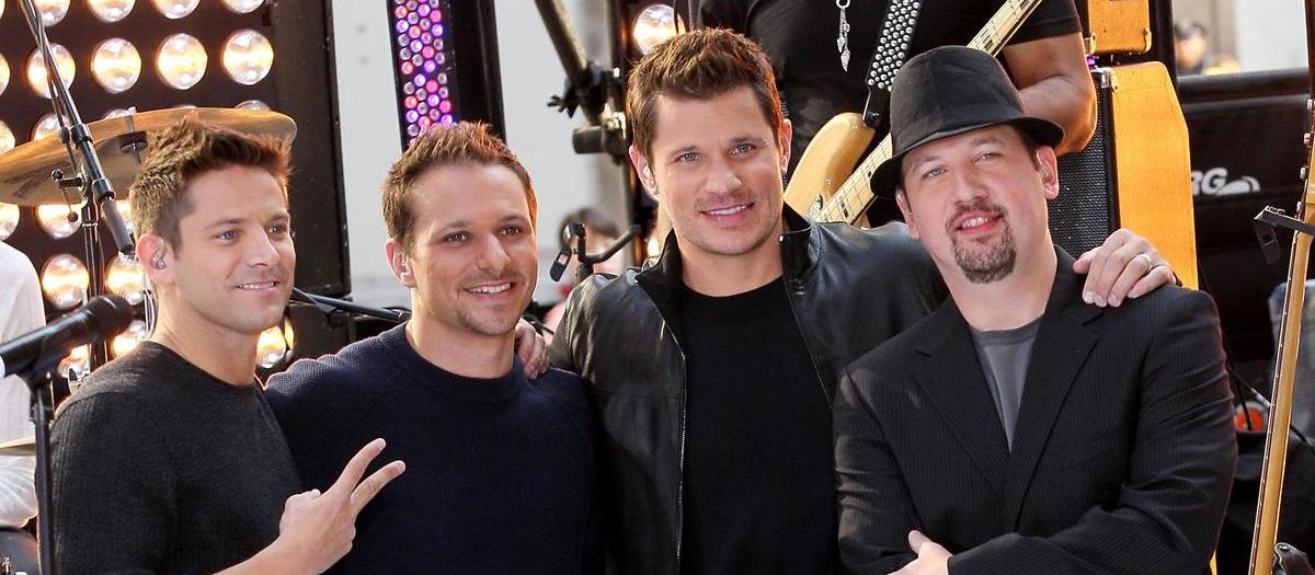 98 Degrees Tickets