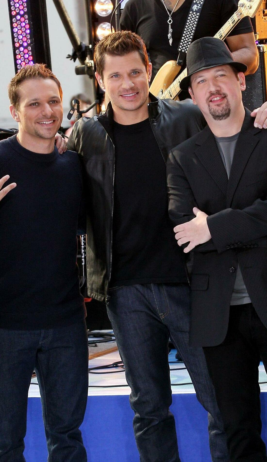 A 98 Degrees live event
