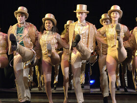 Advertisement - Tickets To A Chorus Line