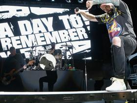 A Day To Remember with Boston Manor and Knocked Loose