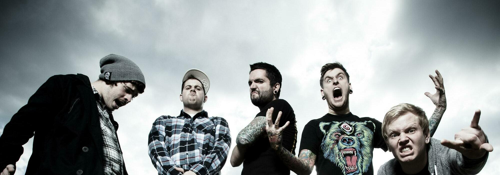 A A Day To Remember live event