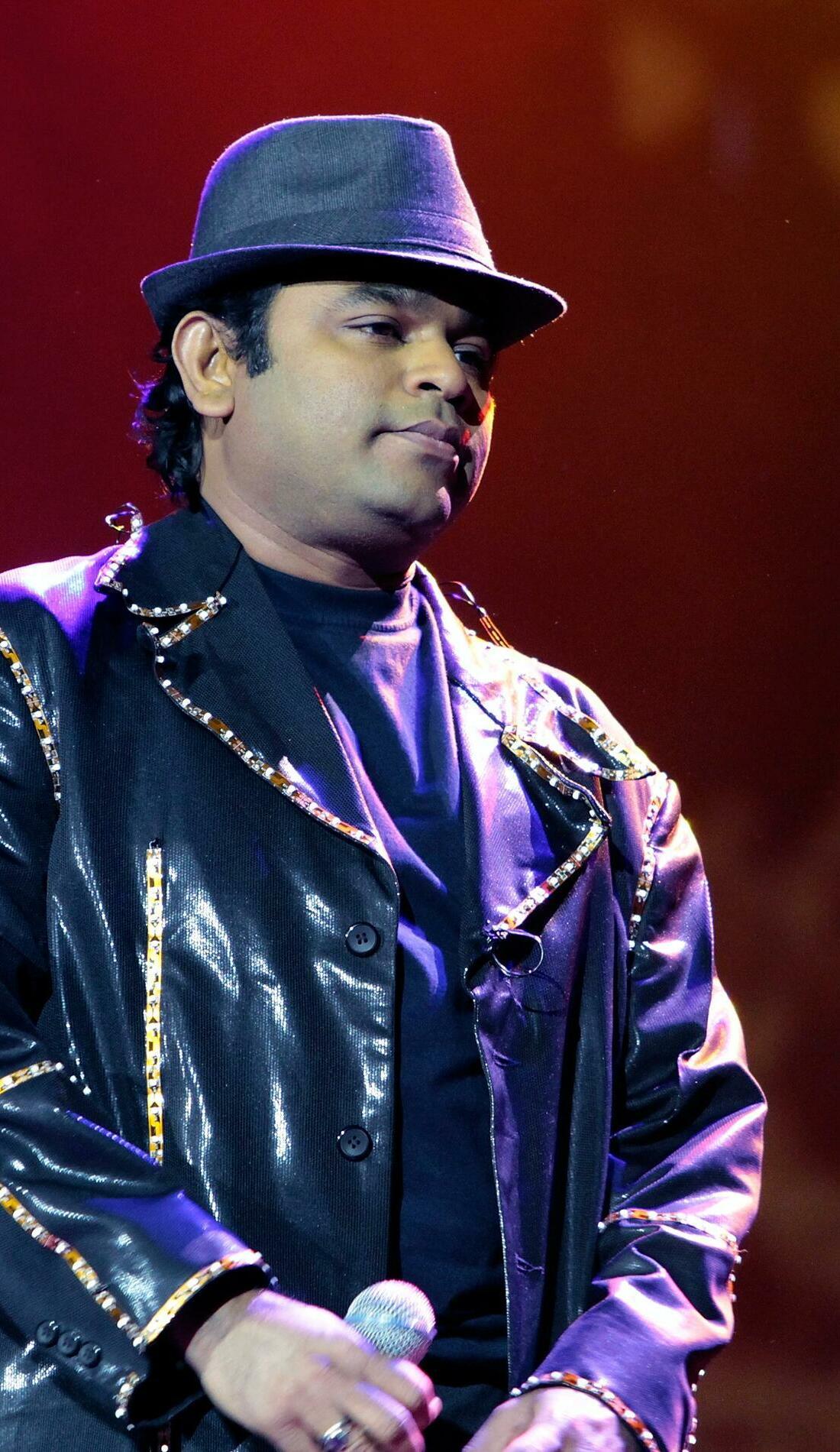 A A.R. Rahman live event