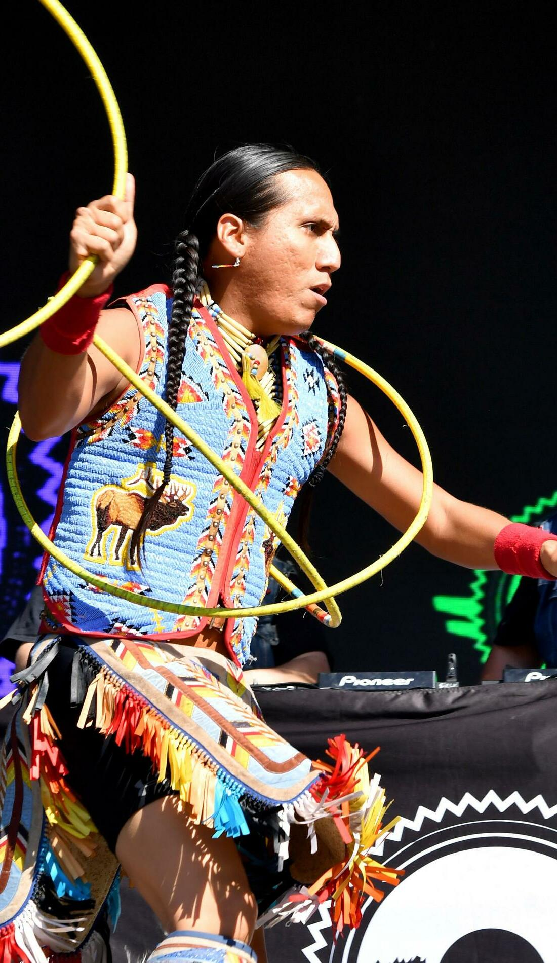 A A Tribe Called Red live event