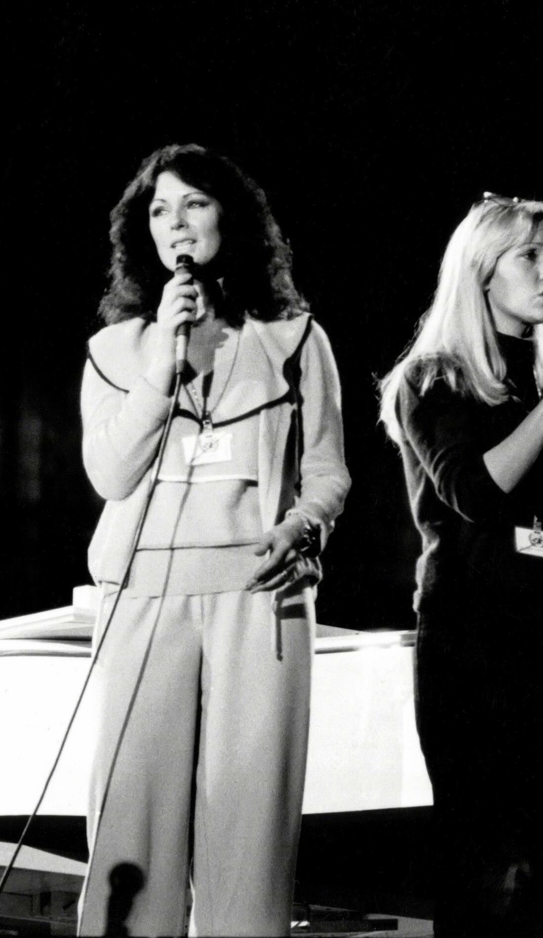 A ABBA live event