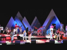 Abba the Concert with ABBA - The Music