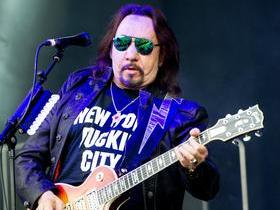 Ace Frehley with Carmine Appice