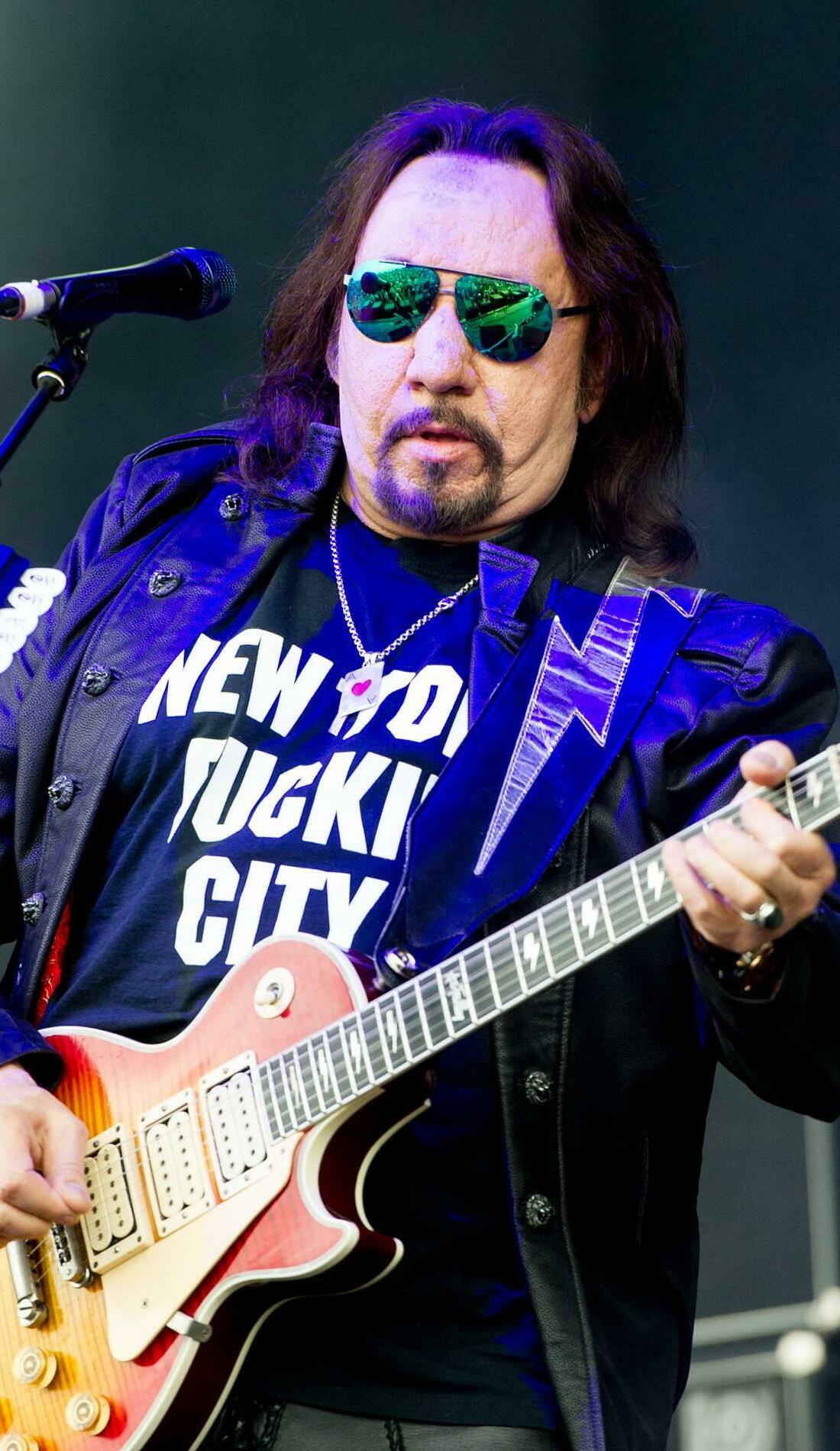 A Ace Frehley live event