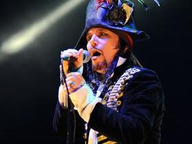 Advertisement - Tickets To Adam Ant
