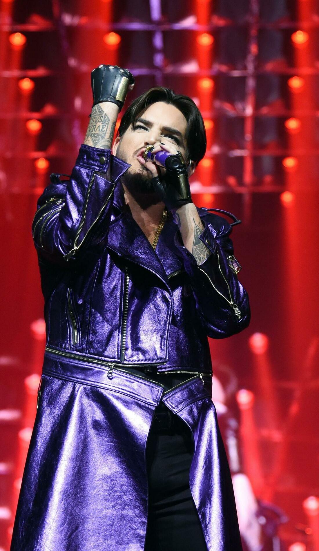 A Adam Lambert live event