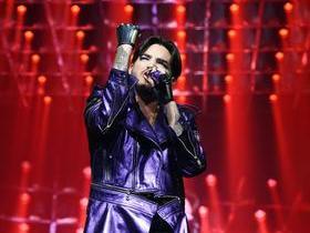 Advertisement - Tickets To Adam Lambert