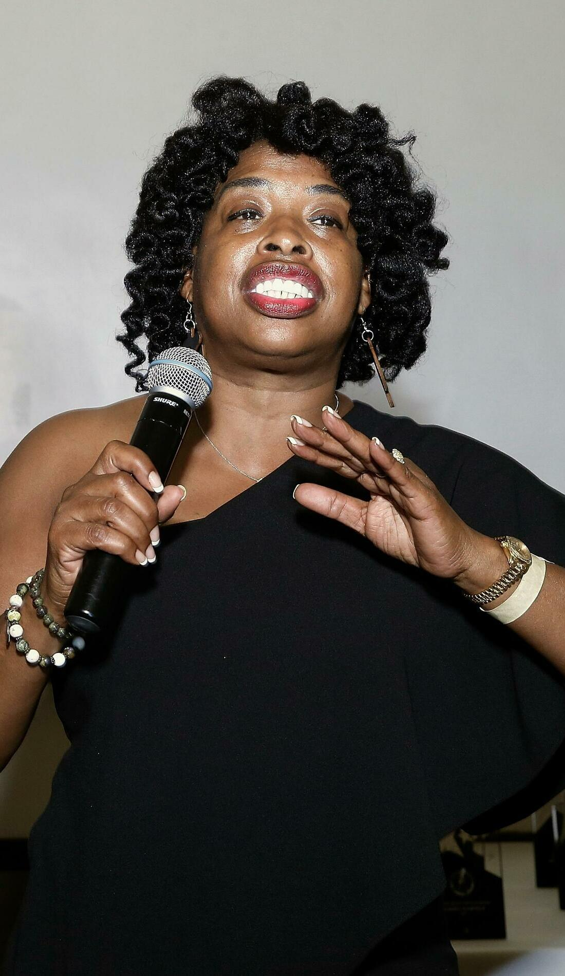 A Adele Givens live event
