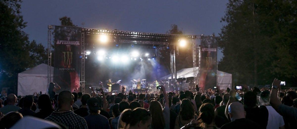 Aftershock Festival Tickets