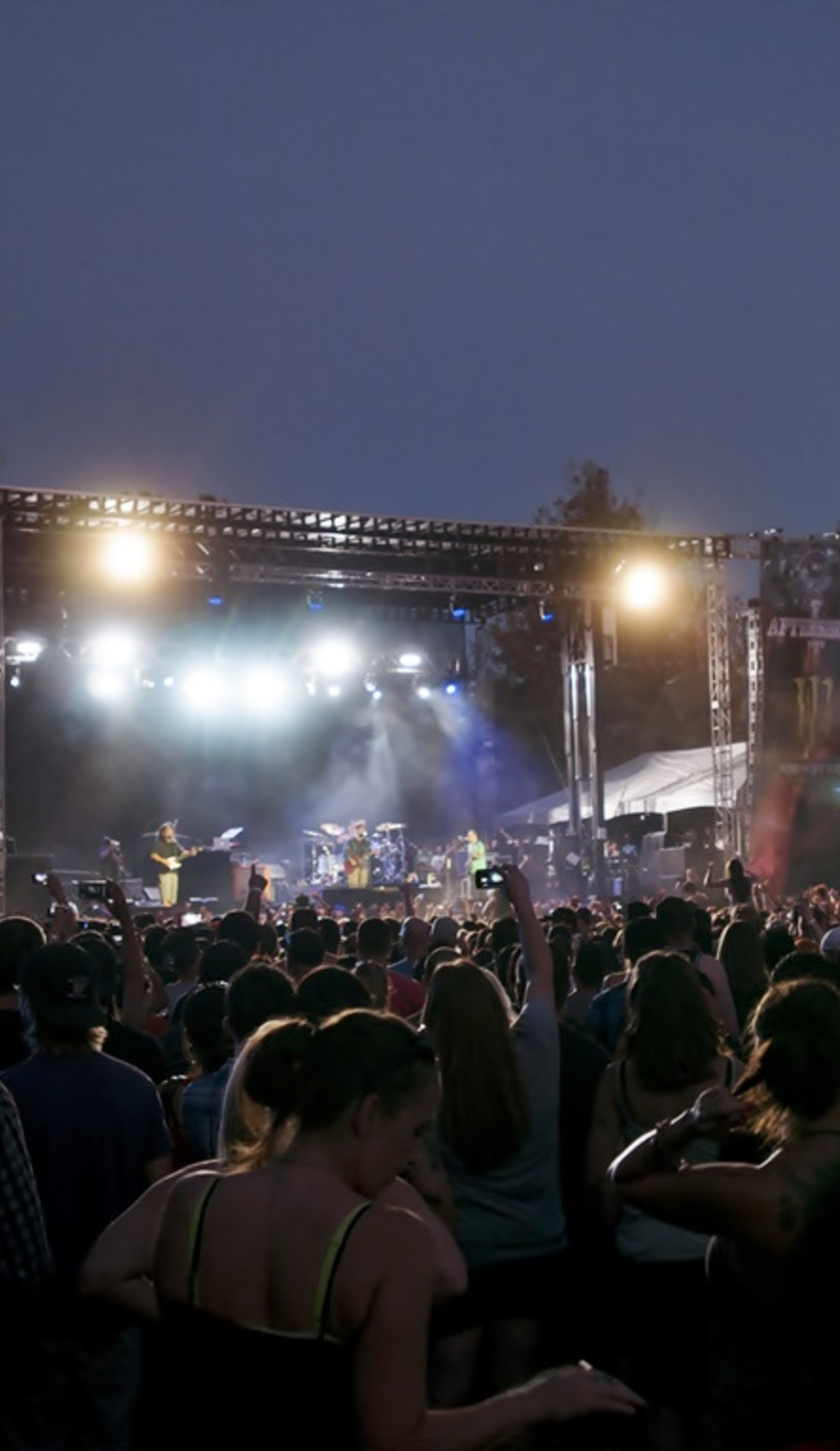 A Aftershock Festival live event