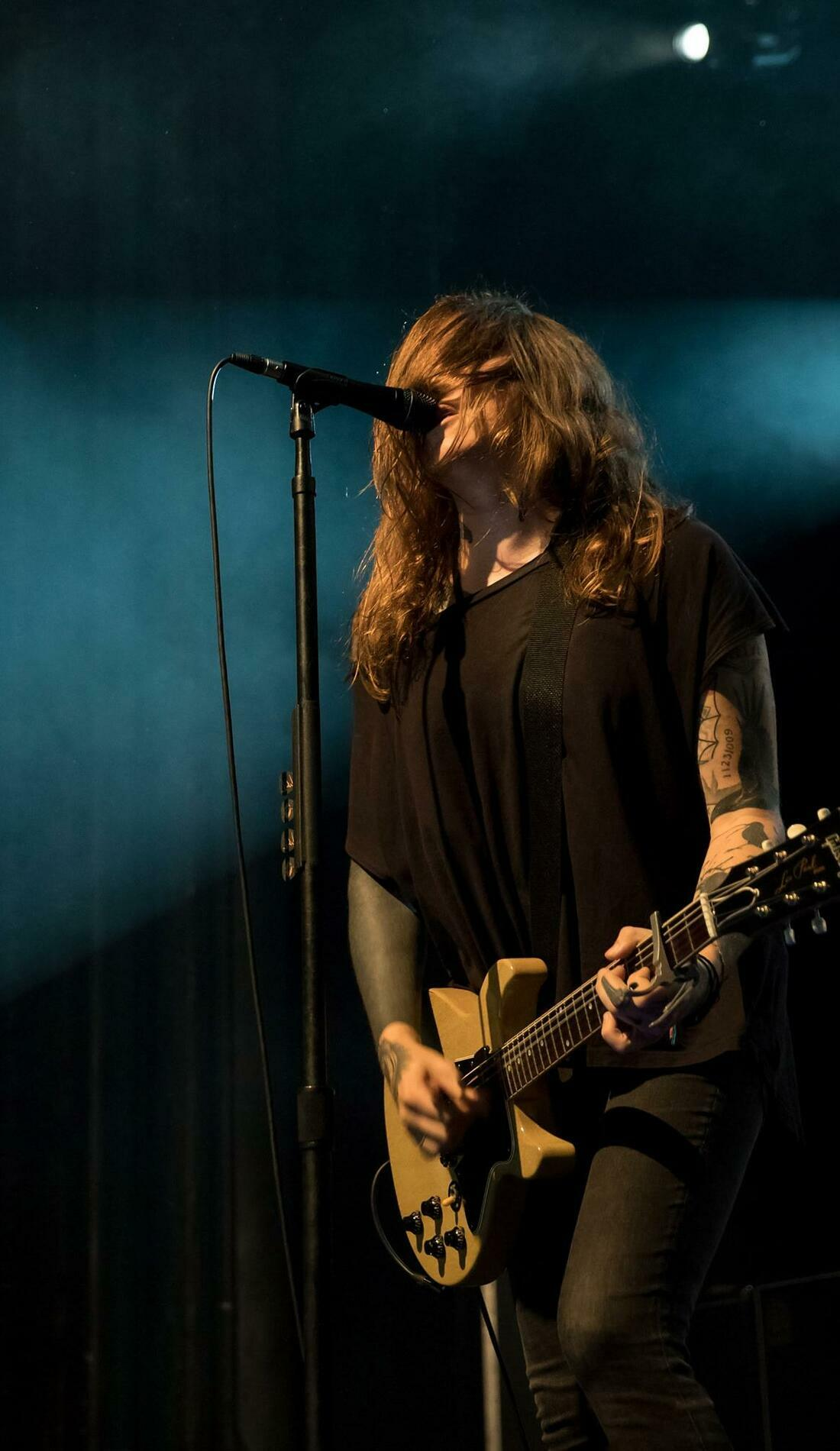 A Against Me! live event