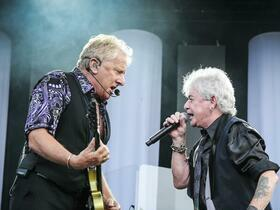 Advertisement - Tickets To Air Supply