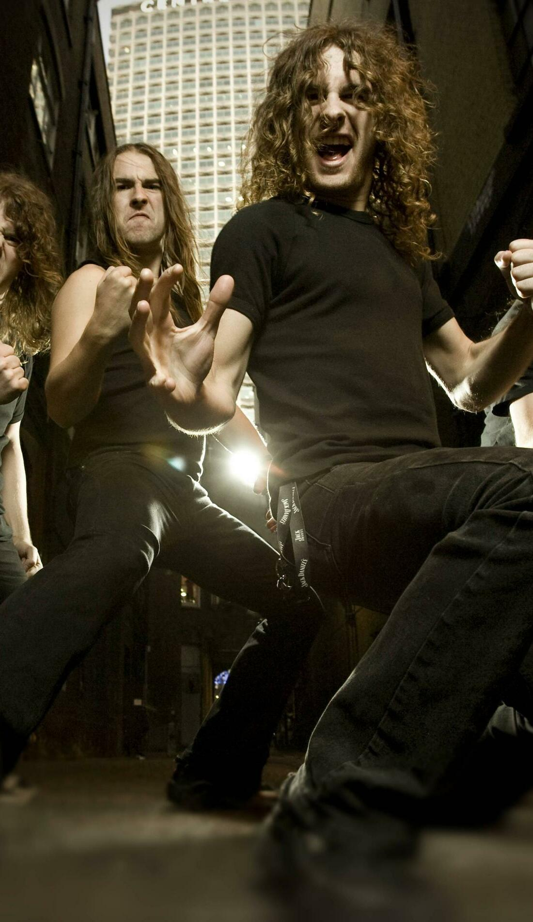 A Airbourne live event
