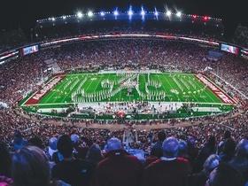 Alabama Crimson Tide at LSU Tigers Football