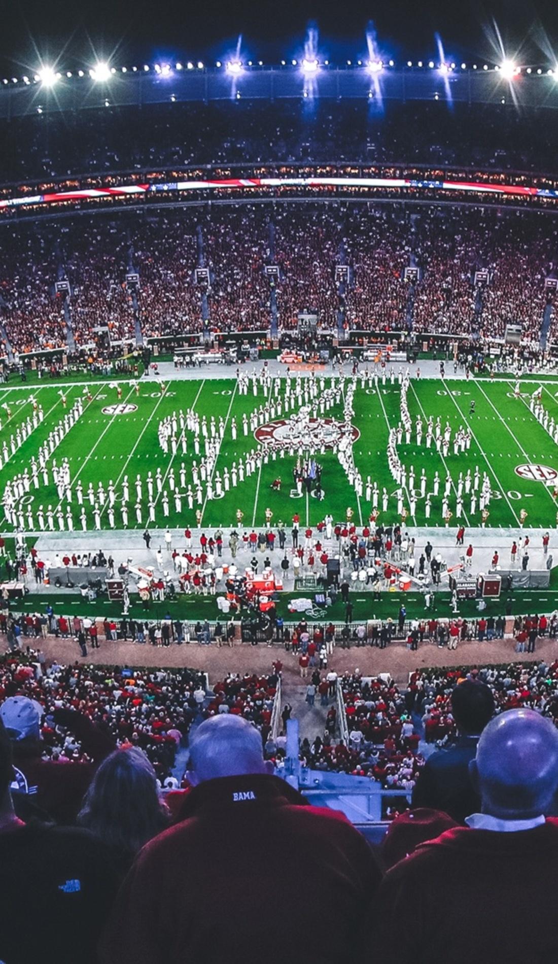 A Alabama Crimson Tide Football live event
