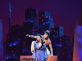 Aladdin - New York