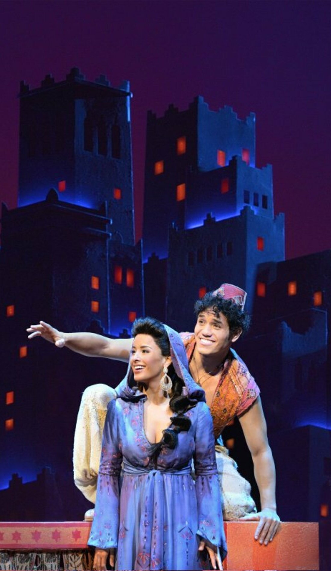 A Aladdin live event