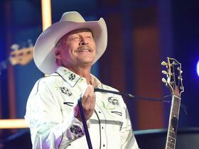 Advertisement - Tickets To Alan Jackson