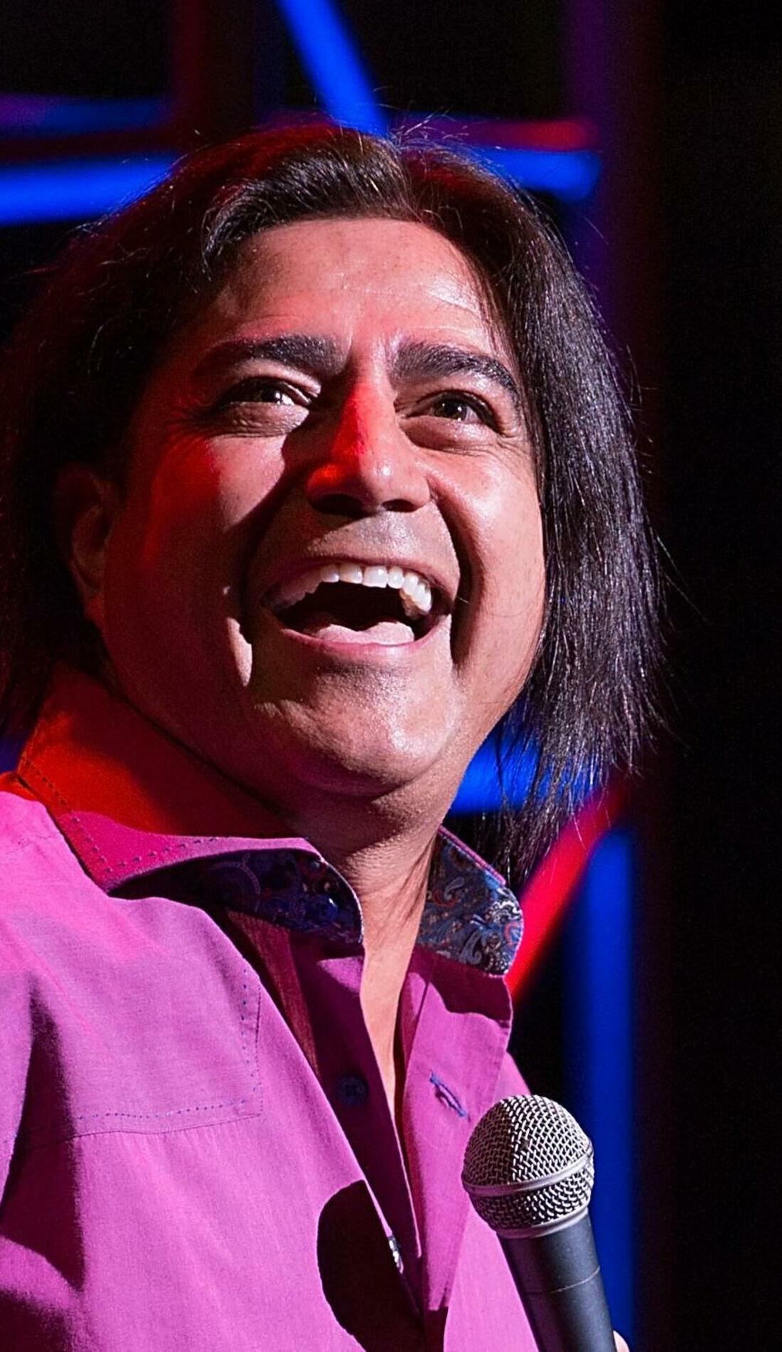 A Alex Reymundo live event