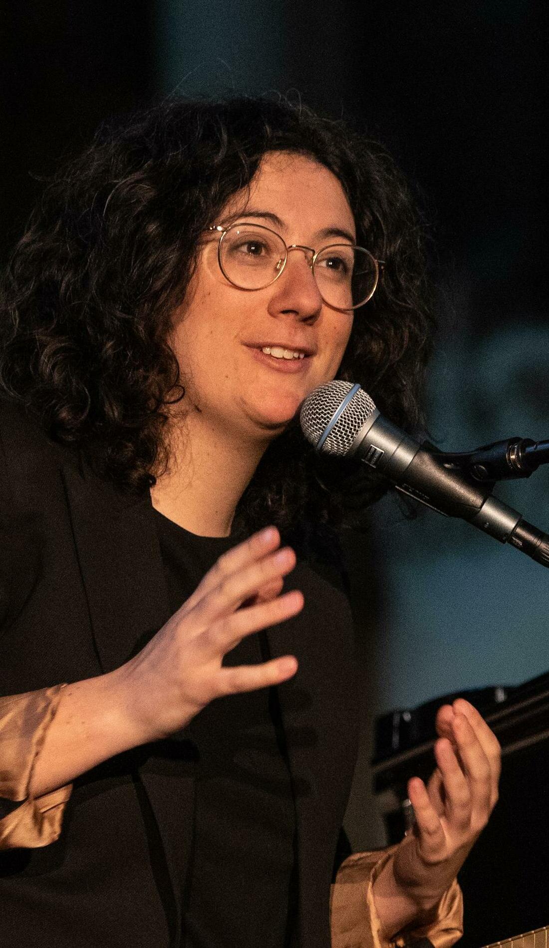 A Alexandra Streliski live event