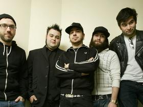 Alexisonfire with The Distillers