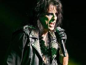 Advertisement - Tickets To Alice Cooper