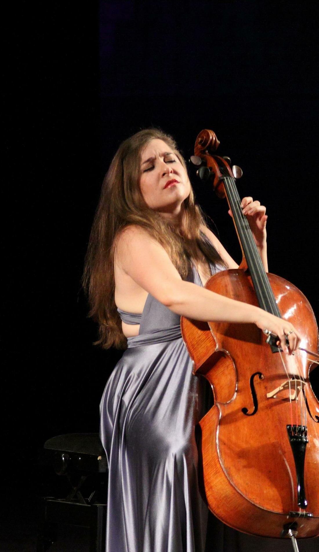 A Alisa Weilerstein live event