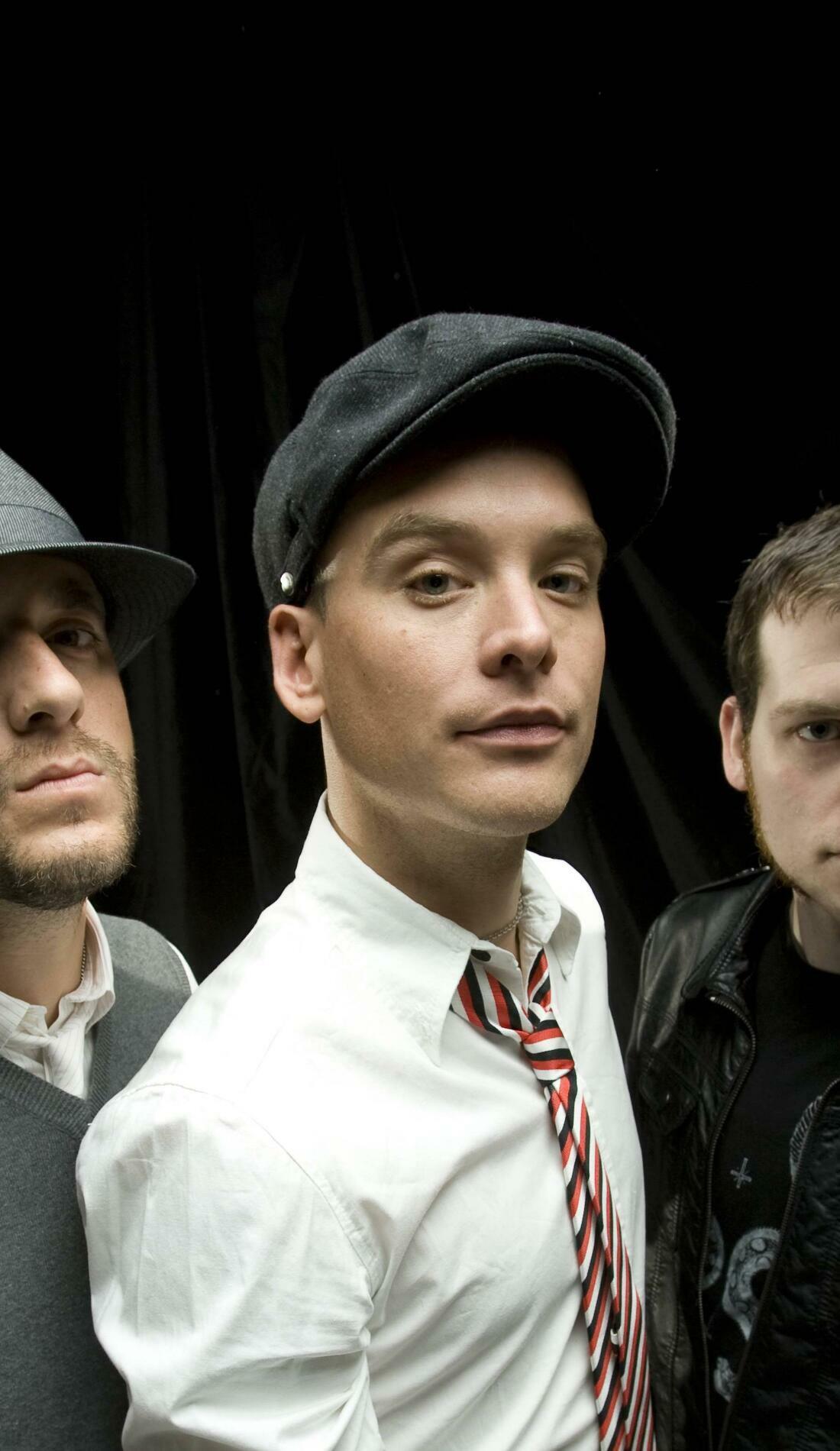 A Alkaline Trio live event