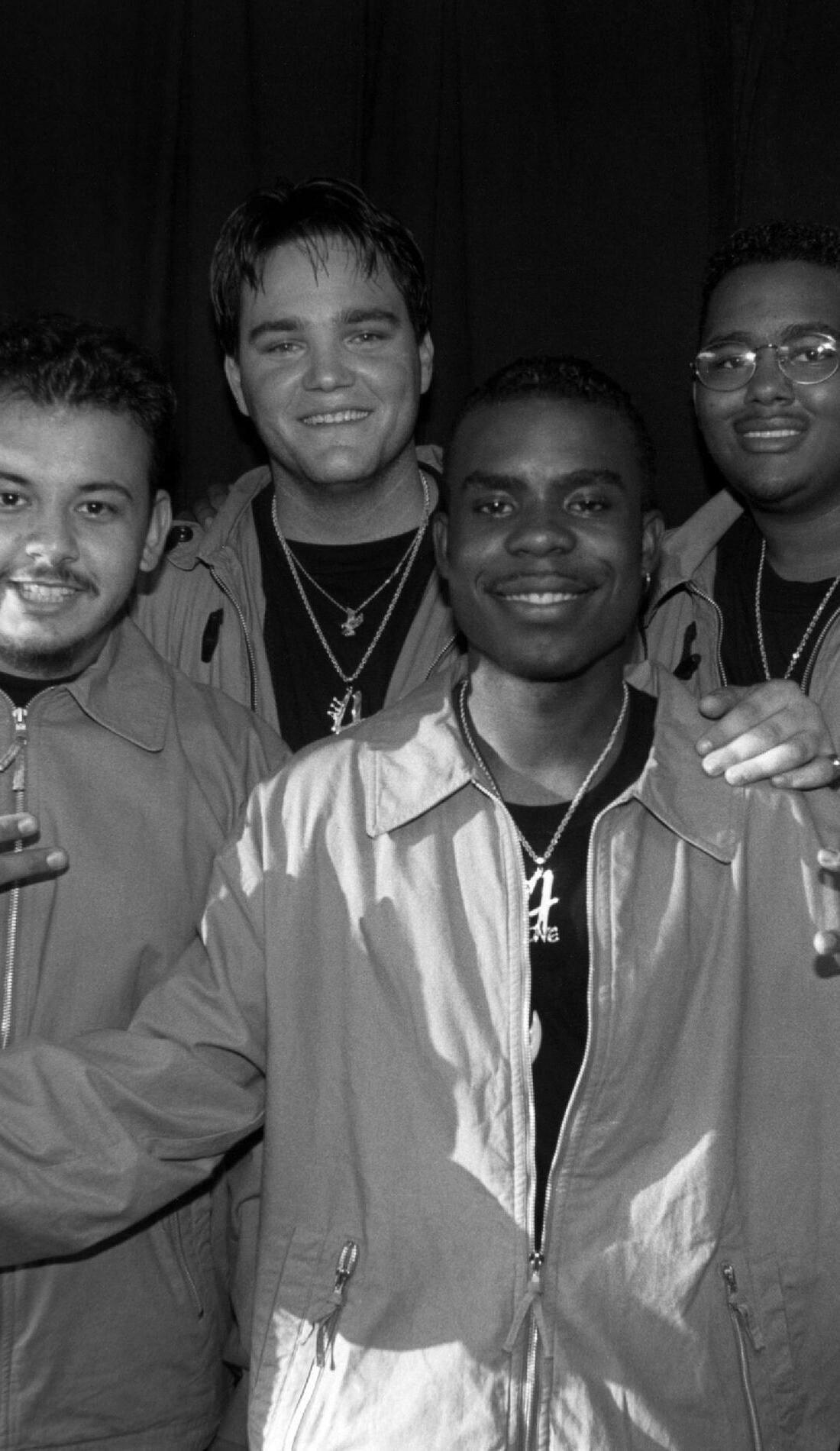 A All-4-One live event