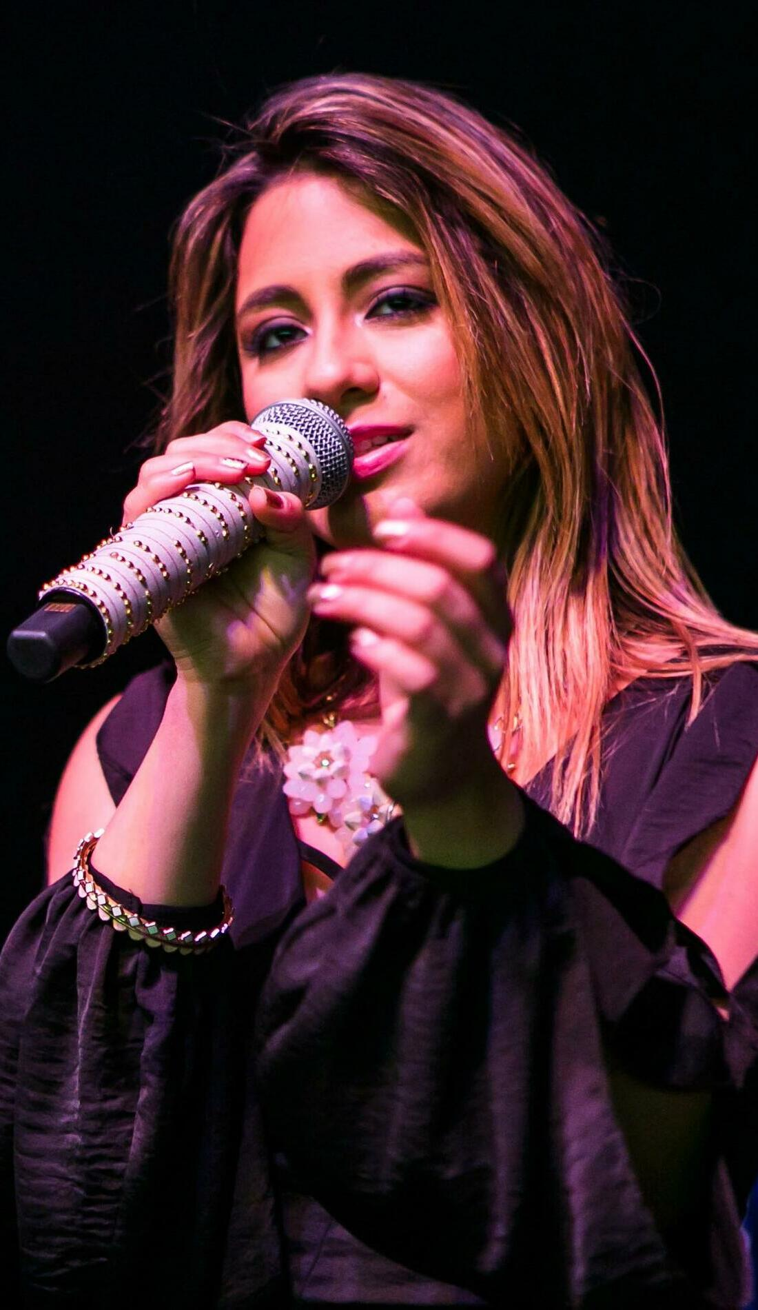 A Ally Brooke live event