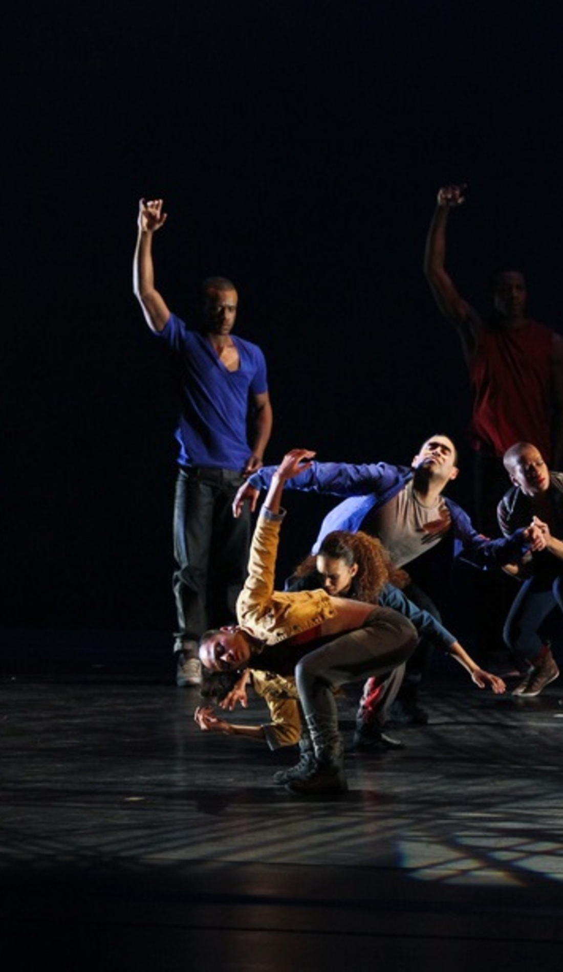 A Alvin Ailey American Dance Theater live event