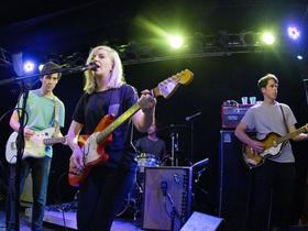 Alvvays with Snail Mail