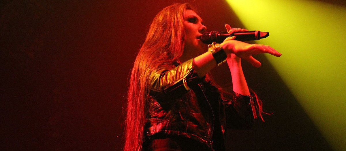 Amaranthe with Battle Beast