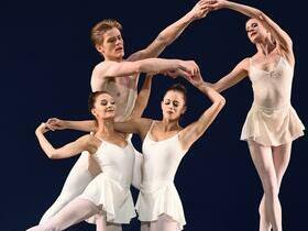 American Ballet Theatre: Balanchine, Bennett and The Beach Boys - New York