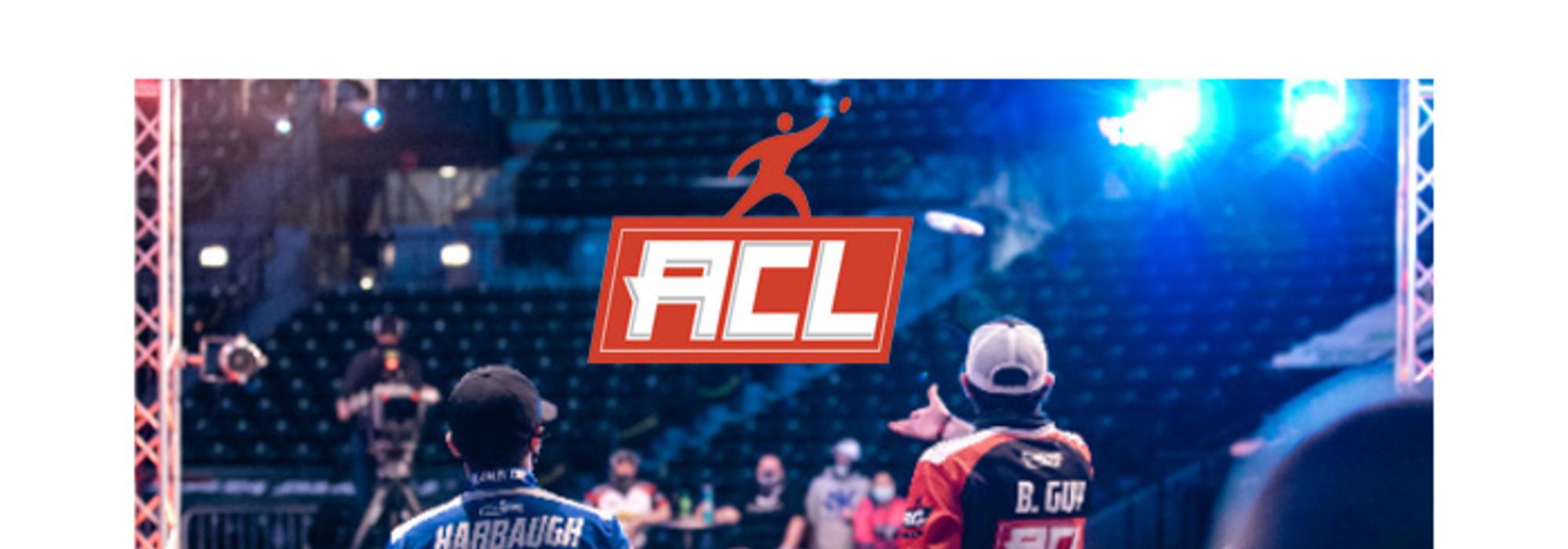 A American Cornhole League live event