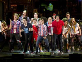 Advertisement - Tickets To American Idiot