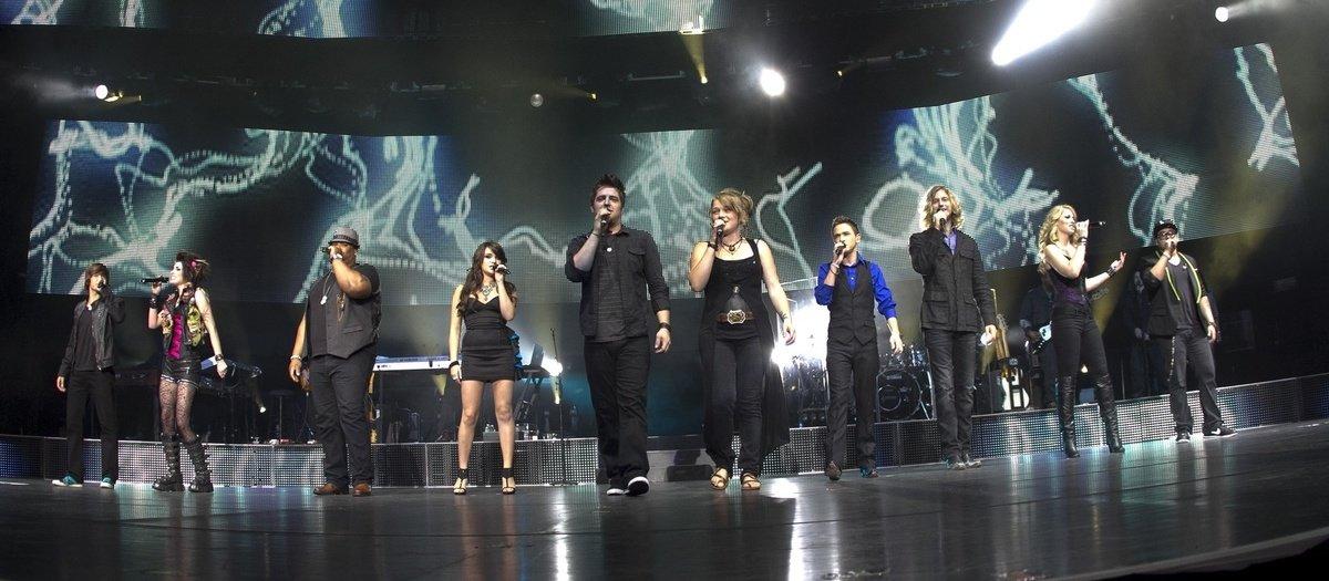 American Idol Live Tickets
