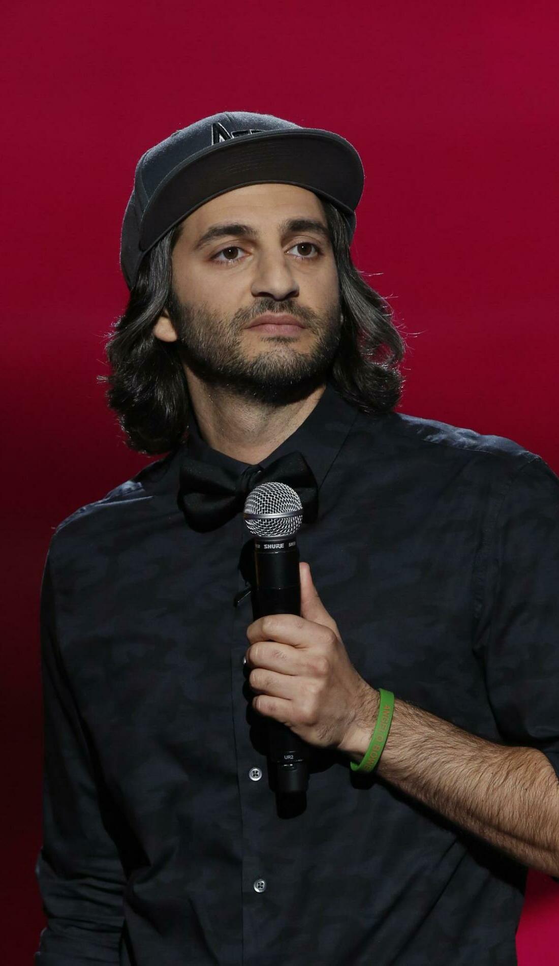 A Amir K live event
