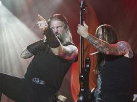 Slayer with Lamb of God, Amon Amarth, and Cannibal Corpse